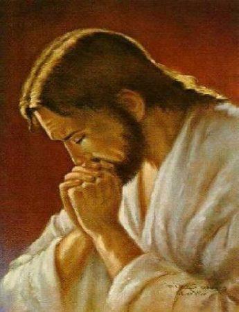 JESUS ORANTE NOS ENSINA A ORAR