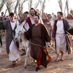 Domingo de ramos – Jesus só precisou de um jumentinho – 14 de abril de 2019