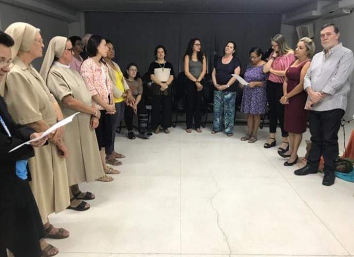 Oficina de Espiritualidade, Mística e Literatura- 13.08.2019