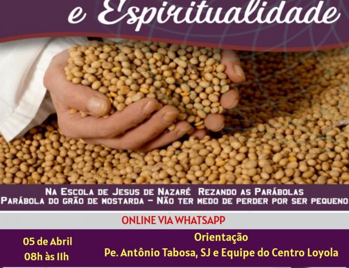 Manhã de Oração e Espiritualidade Online