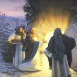 1º Domingo da Páscoa – RESSURREIÇÃO: quando os túmulos se esvaziam…