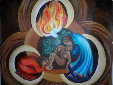 TRINDADE SANTA: Deus é o que ama, o amado e o amor - 07/06/2020