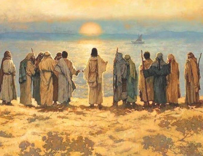 O TEMPO DE JESUS: UM TEMPO NOVO (24/01/2021)