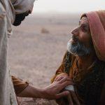 COM SUAS MÃOS, JESUS TECE SEU DIZER E SEU FAZER (14/02/2021)