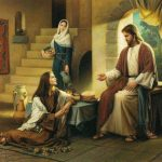 Semana Santa Orante (Segunda-feira)