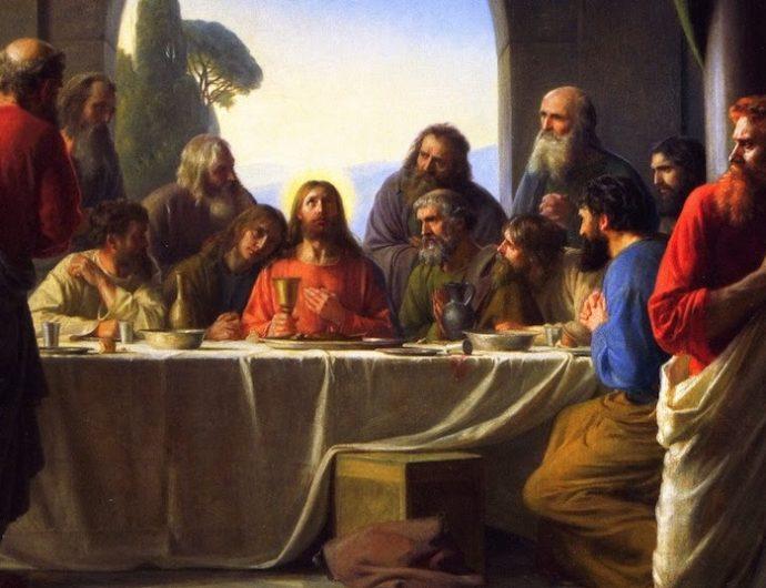 Semana Santa Orante (Quarta-feira)