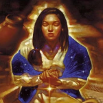 Maria, jovem de Nazaré