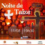 Noite de Taizé