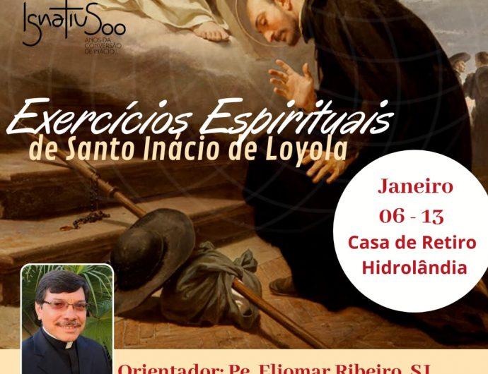 Inscrições abertas para os Exercícios Espirituais de Santo Inácio de Loyola