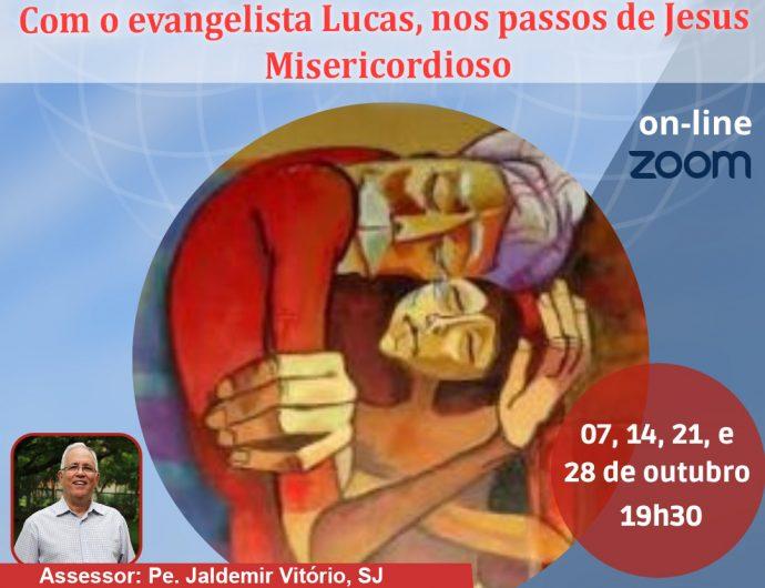 Minicurso: Com o evangelista Lucas, nos passos de Jesus misericordioso